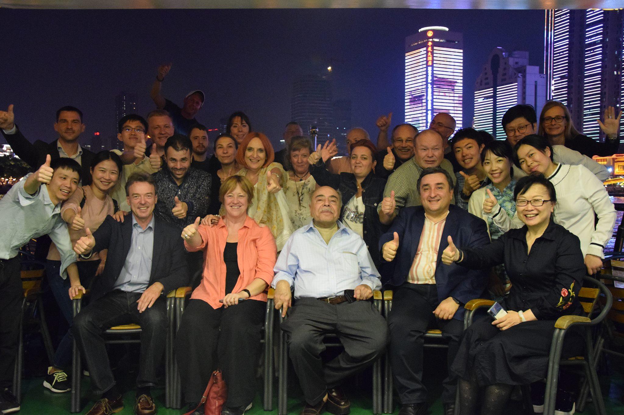 13. Nemzetközi találkozó –  2018. október 11-13. Kína, Guangzhou (a teljesség igénye nélkül)